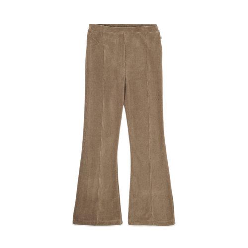 ammehoela LIV LEAD-GREY flared pants