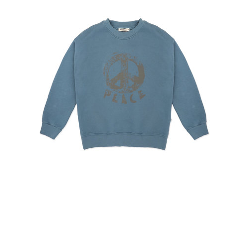 ammehoela Rocky BLUE-SHADOW sweater