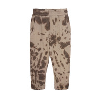 Bennie Tie-Dye-Coffee sweatpants
