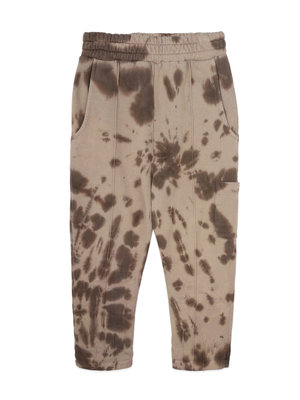 ammehoela Bennie Tie-Dye-Coffee sweatpants