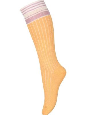 MP Denmark Bibi knee socks 8713 Ochre