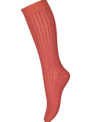 MP Denmark Digitalis knee socks Marsala 67004