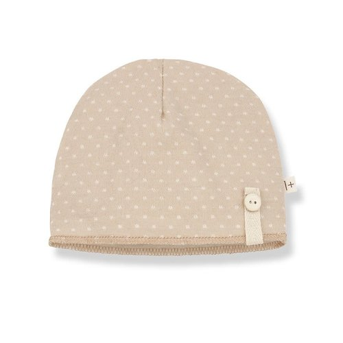 1+ in the family ELISE beanie beige