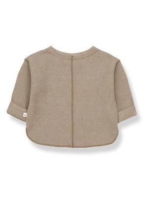 1+ in the family ALMA long sleeve t-shirt khaki