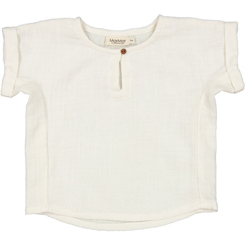 MarMAr CPH Tomba top off white