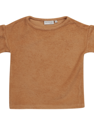 Blossom kids Terry shirt  - Honey