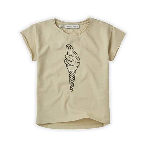 Sproet&Sprout T-shirt Icecream S21-707