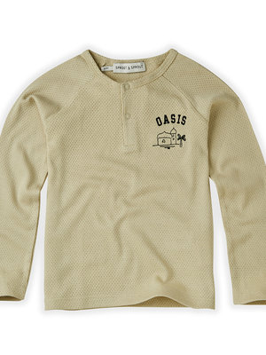 Sproet&Sprout Granddad T-shirt Oasis S21-728