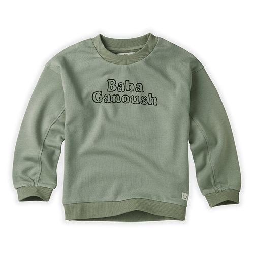 Sproet&Sprout Sweatshirt Baba Ganoush S21-730