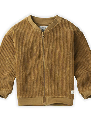 Sproet&Sprout Jacket Quilted Terry Oasis S21-734