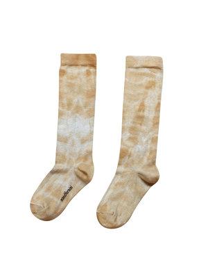 Maed for mini Splotchy shew socks