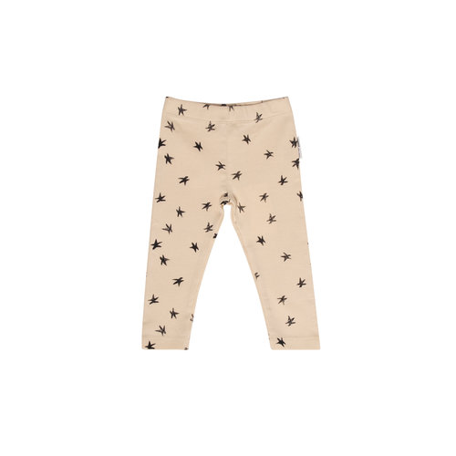 Maed for mini Sandy starfish aop legging 506