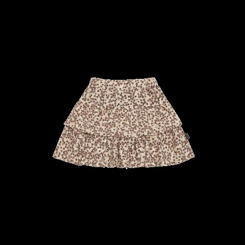 House of Jamie Ruffled skirt golden rose dawn blossom