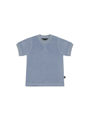House of Jamie Crewneck tee faded denim