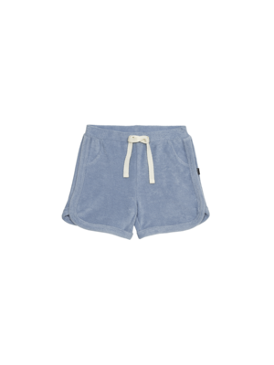 House of Jamie Gym shorts faded denim