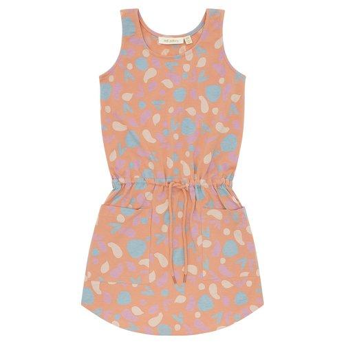 Soft Gallery Hazel Dress Sandstone shapes