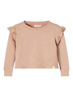 Lil' Atelier Elma loosefit sweater Roebuck
