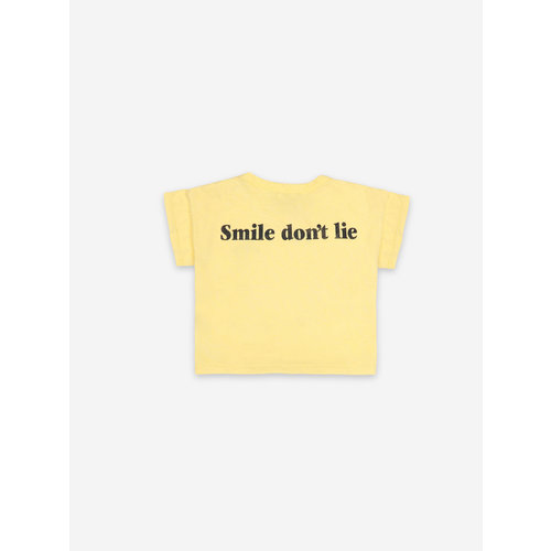 Bobo choses Big Smile Short Sleeve T-shirt