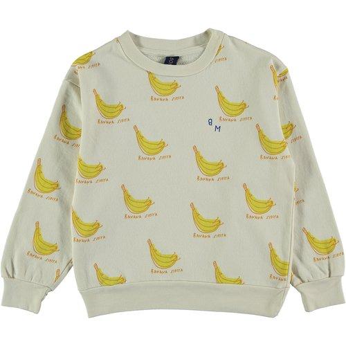 Bonmot Sweatshirt banana siësta