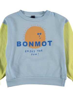 Bonmot Sweatshirt enjoy