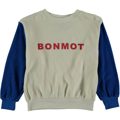 Bonmot Sweatshirt terry bonmot