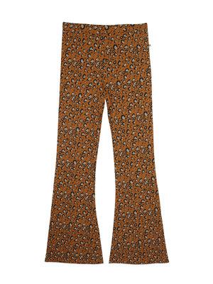 ammehoela Flared pants leopard