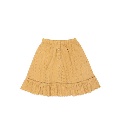 ammehoela Skirt mustard yellow