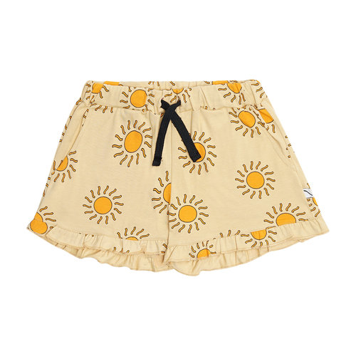 CarlijnQ Sunshine ruffled short