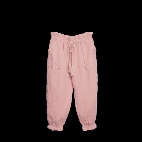 Wander & Wonder Crinkle pants cider