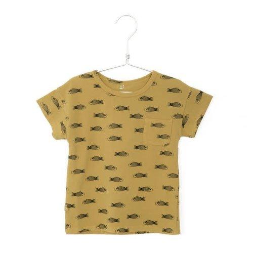 Tshirt short sleeve FISHES S21-09-12