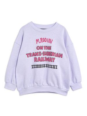 Mini rodini Trans siberian sweatshirt