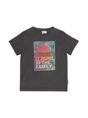 Maed for mini Tshirt it runs in the family