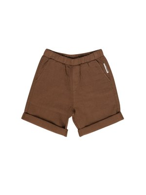 Maed for mini CARAMEL COYOTE / CHINO SHORTS