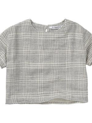 mingo Cropped top block pattern