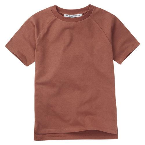 mingo T-shirt sienna rose