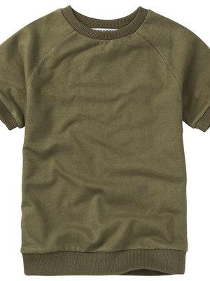 mingo T-shirt sage green