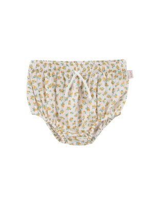 Tiny cottons Small flowers baby bloomer