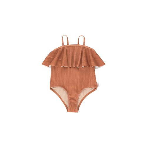Tiny cottons Waves straps swimsuit