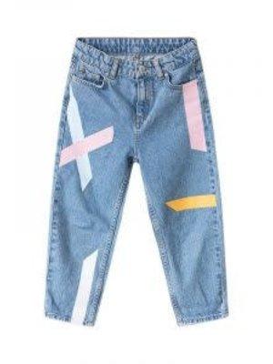Idigdenim Max taped jeans