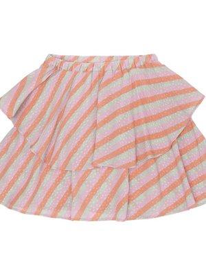 Soft Gallery Heather skirt candystripe