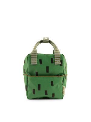sticky lemon Sticky lemon backpack small | sprinkles special edition apple green + steel blue + brassy green