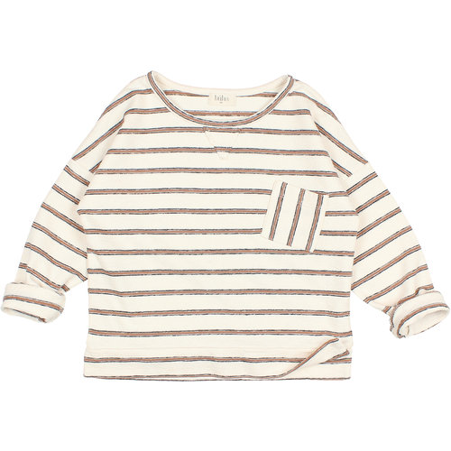 Buho Kids navy stripes sweater 9185
