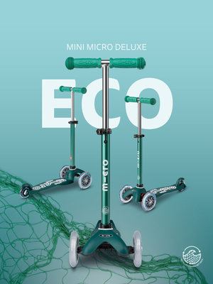 Microstep Mini Micro step Deluxe ECO