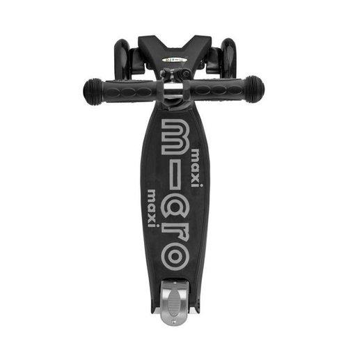 Microstep Maxi Micro step Deluxe zwart/grijs