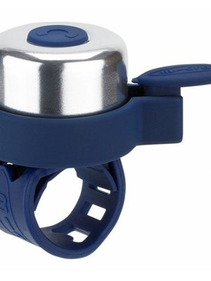 Microstep Micro bel  donkerblauw