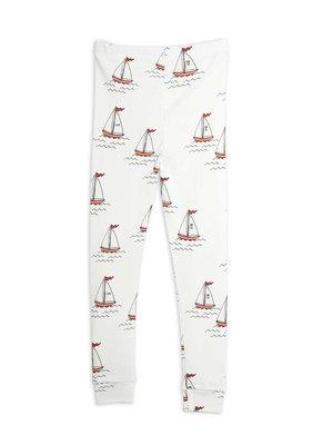 Mini rodini Sailing boats aop leggings