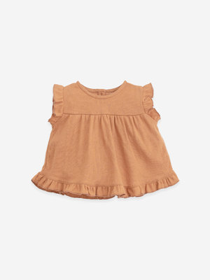 Play Up T-shirt with frill 11051 0058 raquel