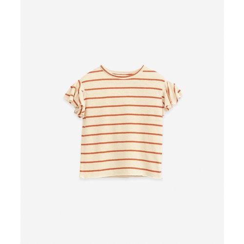 Play Up Tshirt streep 11052 2550