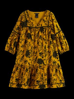Scotch & Soda Midi jurk 161353