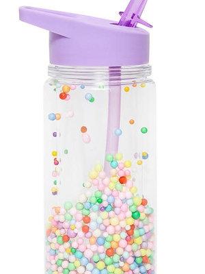 Drinking bottle marcaron pops lilac